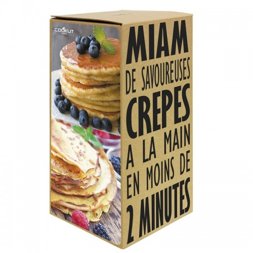 MIAM - SHAKER A CREPES