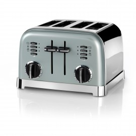 """TOASTER 4 TRANCHES """"PISTACHE"""""""