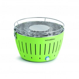 BARBECUE A CHARBON LOTUS GRILL VERT