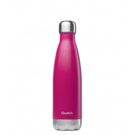 BOUTEILLE QWETCH MAGENTA 500ml
