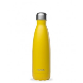 BOUTEILLE QWETCH POP JAUNE 500ml