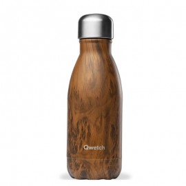BOUTEILLE QWETCH  WOOD 260ml