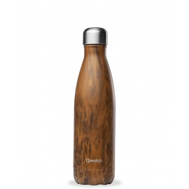 BOUTEILLE QWETCH WOOD BRUN 50cl