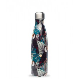 BOUTEILLE QWETCH TROPICAL TOUCAN 500ML