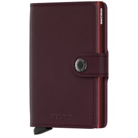 MINIWALLET ORIGINAL BORDEAUX