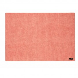 SET DE TABLE DOUBLE FACE FABRIC TIFFANY CORAL