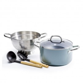 SET DE 5 PIECES PASTA MAYFLOWER